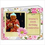Granny 100 yes - 7x5 Photo Book (20 pages)