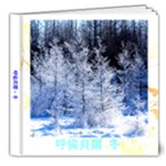 winter - 8x8 Deluxe Photo Book (20 pages)