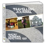 travel3 - 8x8 Deluxe Photo Book (20 pages)
