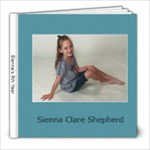 Sienna s 9th Year - 8x8 Photo Book (20 pages)