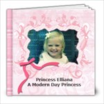 Elliana - 8x8 Photo Book (20 pages)