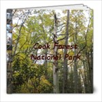 Family Camping Trip - 8x8 Photo Book (20 pages)