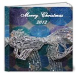 m&d xmas - 8x8 Deluxe Photo Book (20 pages)