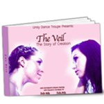 The Veil - 9x7 Deluxe Photo Book (20 pages)