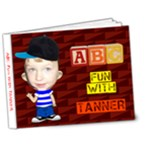 ABC Fun  - 7x5 Deluxe Photo Book (20 pages)