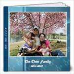 2011-2012 Photobook - 12x12 Photo Book (20 pages)