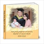 graduation - 6x6 Photo Book (20 pages)