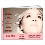 The Veil short version - 9x7 Photo Book (20 pages)