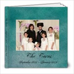 book 3-7-13 - 8x8 Photo Book (20 pages)