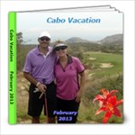 cabo20 - 8x8 Photo Book (20 pages)