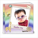 Kadin - 6x6 Photo Book (20 pages)