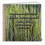 Heifer Spring Fling 8x8 Book - 8x8 Photo Book (20 pages)