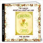 Horlock xmas card - 12x12 Photo Book (20 pages)