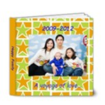 First Photo Book - 6x6 Deluxe Photo Book (20 pages)