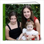 Nicole s Family 2012 - 8x8 Photo Book (20 pages)