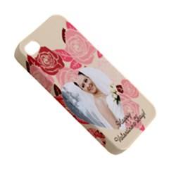 Apple iPhone 4/4S Hardshell Case Left 45