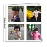 涵成長紀錄 - 6x6 Photo Book (20 pages)
