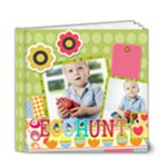 easter - 6x6 Deluxe Photo Book (20 pages)