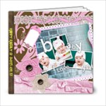 Baby Tirzah  - 6x6 Photo Book (20 pages)