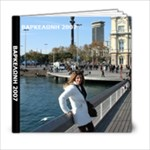 2007 barkeloni - 6x6 Photo Book (20 pages)