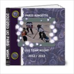 RINGETTE-Brooke - 6x6 Photo Book (20 pages)
