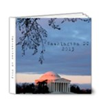 Washington 2013 - 6x6 Deluxe Photo Book (20 pages)