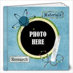 Learn Discover Explore 12x12 - 12x12 Photo Book (20 pages)
