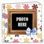 Time for Spring 12x12 - 12x12 Photo Book (20 pages)