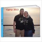 Cyprus - 9x7 Photo Book (20 pages)