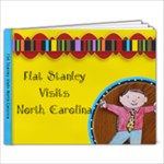 Flat Stanley - 9x7 Photo Book (20 pages)