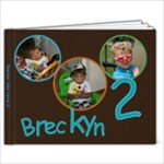 breck2 - 9x7 Photo Book (20 pages)