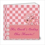 OSAN S COOKBOOK - 6x6 Photo Book (20 pages)