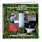 SMCS 2013 Golf Tournament book - 8x8 Photo Book (20 pages)