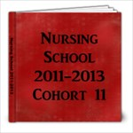 Nursing - 8x8 Photo Book (20 pages)