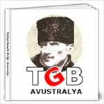 TGB Album 1 - 12x12 Photo Book (20 pages)