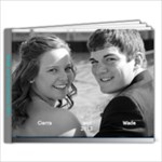 Wade and Cierra Prom 2013 - 9x7 Photo Book (20 pages)