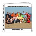 2013 Mom Brag Book - 6x6 Photo Book (20 pages)