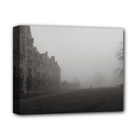 Christ Church College, Oxford Deluxe Canvas 14  X 11  (stretched) by artposters