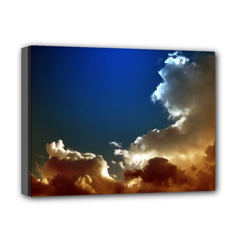 Cloudscape Deluxe Canvas 16  X 12  (stretched)  by artposters