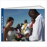 Rachels wedding - 7x5 Photo Book (20 pages)