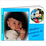 matt - 9x7 Photo Book (20 pages)