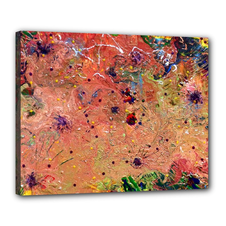 Diversity 16  x 20  Framed Canvas Print