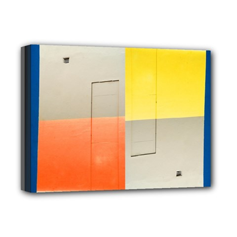 Geometry Deluxe Canvas 16  X 12  (stretched)  by artposters