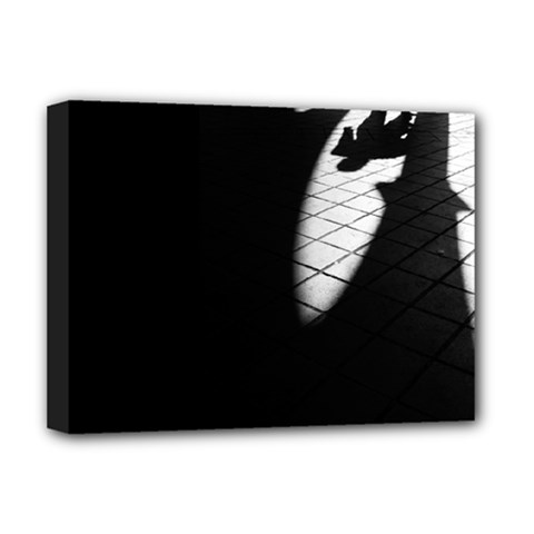 Shadows Deluxe Canvas 16  X 12  (stretched)  by artposters