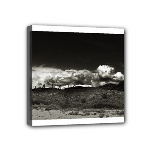Landscape, Corsica 4  X 4  Framed Canvas Print by artposters