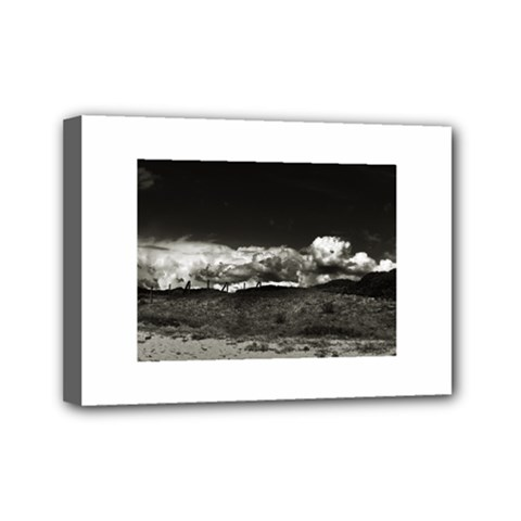 Landscape, Corsica 5  X 7  Framed Canvas Print by artposters