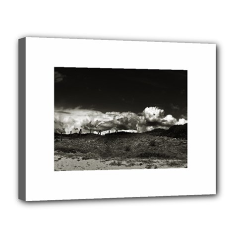 Landscape, Corsica 11  X 14  Framed Canvas Print by artposters