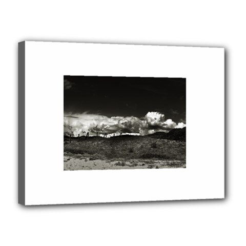 Landscape, Corsica 12  X 16  Framed Canvas Print by artposters