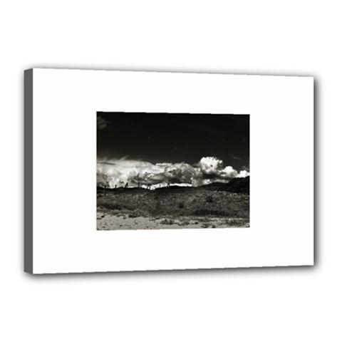 Landscape, Corsica 12  X 18  Framed Canvas Print
