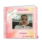 Carla Bautizo - 6x6 Deluxe Photo Book (20 pages)